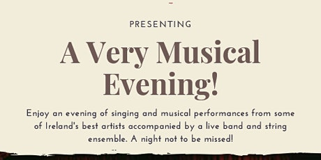 A Very Musical Evening! tickets