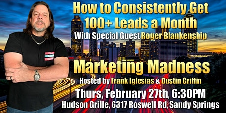 Learn How To Consistently Get 100+ Seller Leads Every Month! tickets