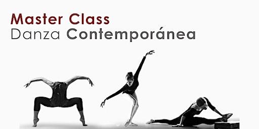 Master Class en Danza Contemporánea