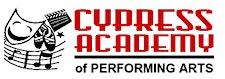 Cypress Academy of Performing Arts logo