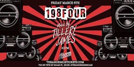 198FOUR @ The Anderson Miami tickets