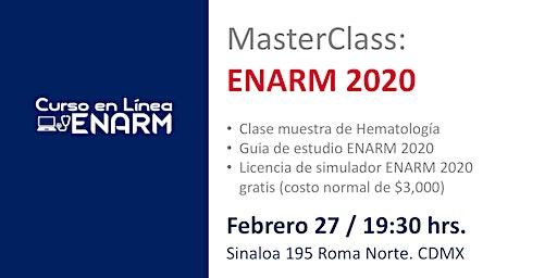 MasterClass ENARM / Universidad La Salle