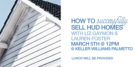 How to Successfully Sell HUD Homes tickets