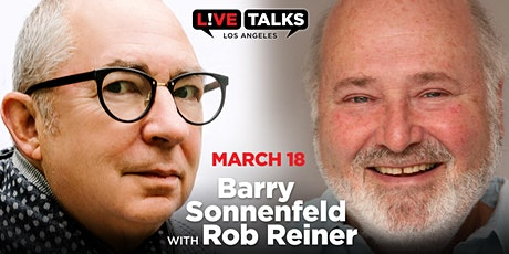 Barry Sonnenfeld in conversation with Rob Reiner tickets