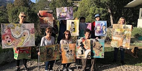 "Art Workshop fundraiser for ""Together Rising"" tickets"