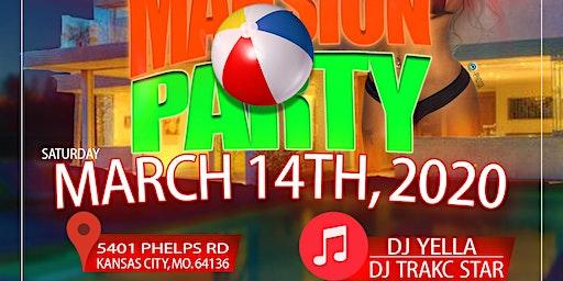 Kansas City Vs Everybody Mansion Party