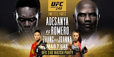 UFC 248 Viewing Party at Hard Rock Hotel & Casino Sacramento