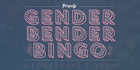 Gender Bender Bingo tickets
