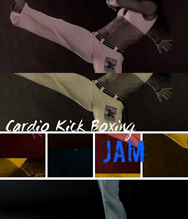 Cardio Kick Boxing Jam image