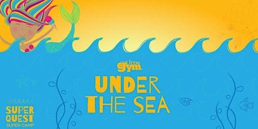 Spring Break Camp - Under the Sea