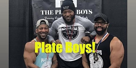 PLATE BOYS, LLC FIT EXPO tickets