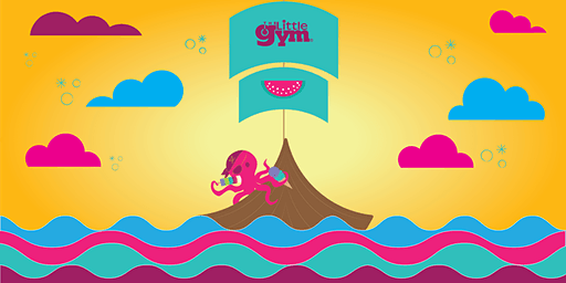 Spring Break Camp - Pirate Party