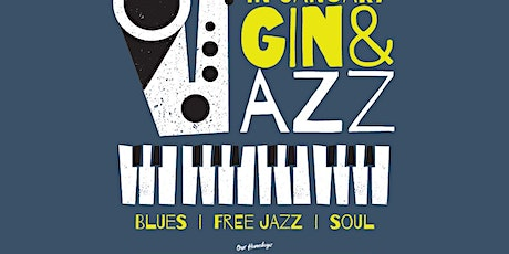 Gin & Jazz tickets