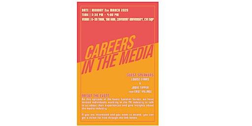 Careeers in the media
