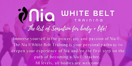 Nia White Belt Training with Laurie Bass | $1599 tickets