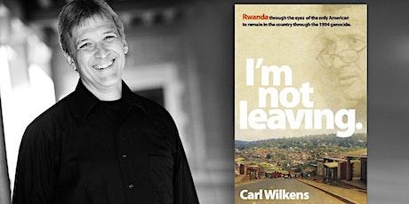 Storyteller & Author Carl Wilkens tickets