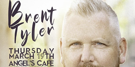 Brent Tyler @ Angel's Cafe Calgary tickets