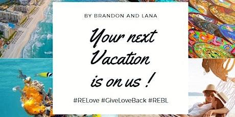 #GiveLoveBack tickets