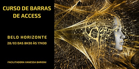 CURSO DE BARRAS DE ACCESS ingressos