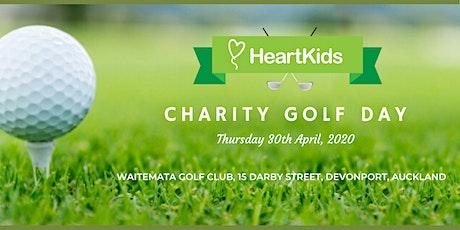 Heart Kids Golf Day Auckland tickets