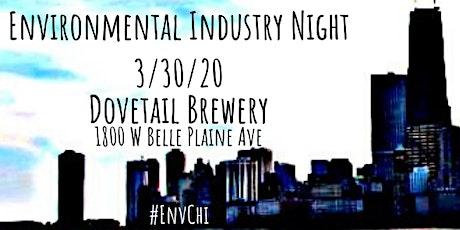 EnvChi Industry Night tickets