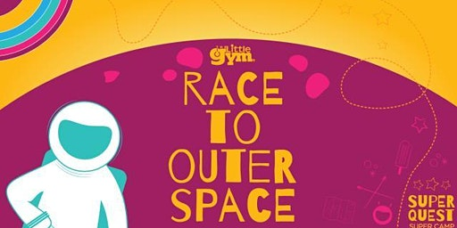 Spring Break Camp - Race to Outer Space