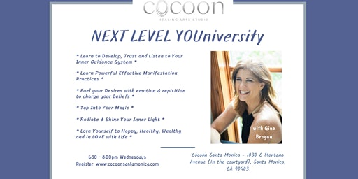 Next Level YOUniversity - Love Yourself To Happy, Healthy, Wealthy