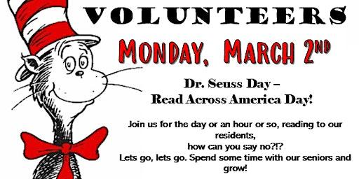 Dr. Seuss Day- Read Across America Day!