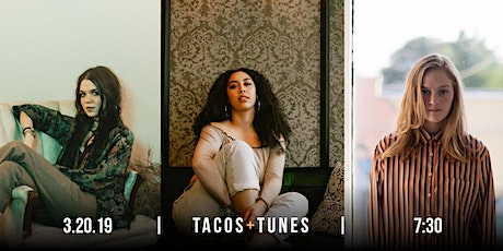 Tacos and Tunes: March Show tickets