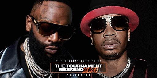 Headliner CIAA Weekend Hosted by Rick Ross & Plies