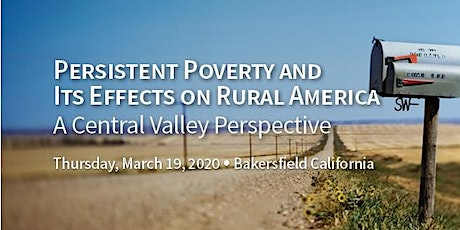 Heal Summit: Persistent Poverty and Its Effects on Rural America tickets