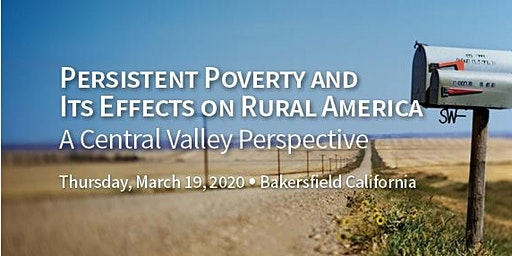 Heal Summit: Persistent Poverty and Its Effects on Rural America
