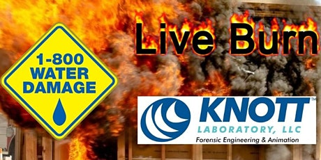 The 2020 Live Burn CE Event With Knott Laboratory, LLC - Presented By 1-800 Water Damage Of Colorado Springs tickets