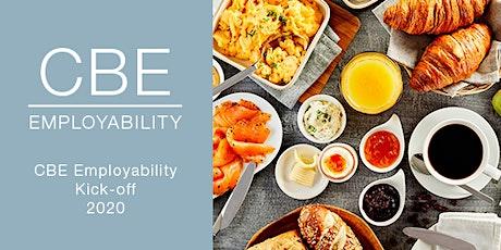 CBE Employability Kick-off - Invitation Only tickets