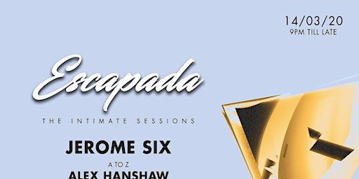 Escapada - The Intimate Sessions 001