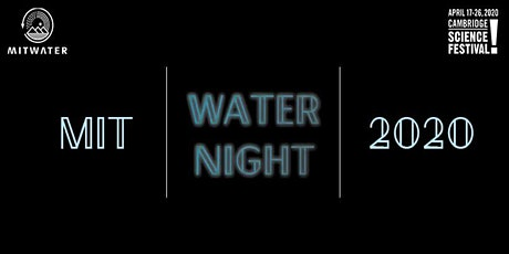 MIT Water Night 2020 tickets