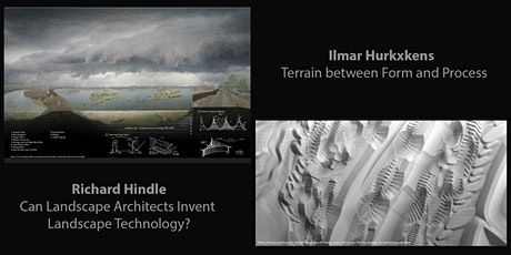 Landscape & Technology Short Talks + Discussion: with Richard Hindle + Ilmar Hurkxkens tickets