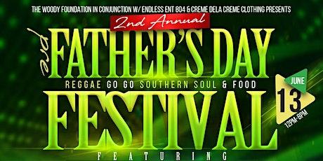 PRE FATHERS DAY REGGAE GO GO SOUTHERN SOUL & FOOD FESTIVAL tickets