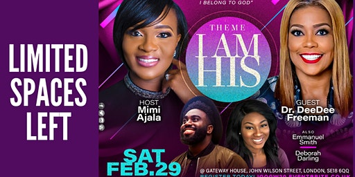 IGOGW20- I Am His