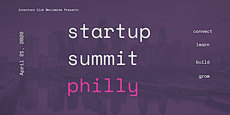 ICW Inventor and Entrepreneur Startup Summit tickets