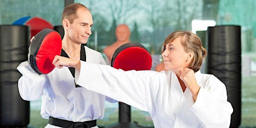 2020 Maribyrnong Get Active! Expo - Taekwondo for Beginners (Adults) (Maidstone)