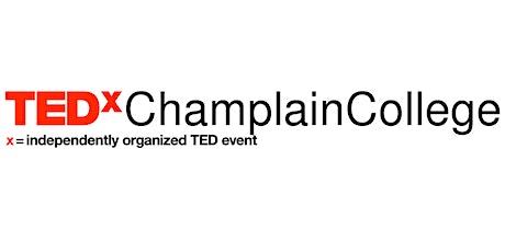TEDxChamplainCollege tickets
