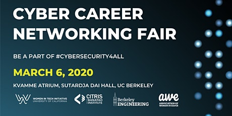 Cyber Career Networking Fair tickets