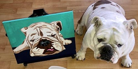 Painting and Vino's 'Pet Portraits' tickets