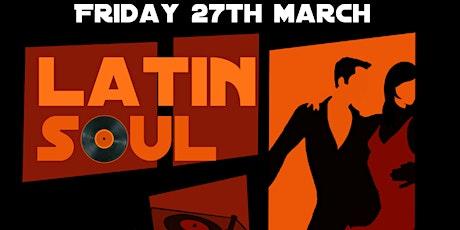 Latin Soul tickets