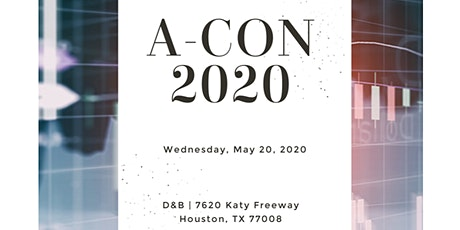 A-CON, Analytics Conference Houston 2020 tickets