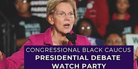 Debate Watch Party - Congressional Black Caucus & CBS tickets