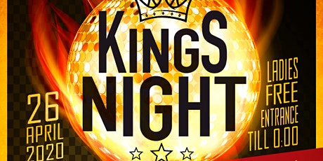 Kings Night Dance Classics party tickets