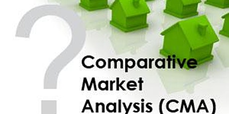 How to Do A Comparative Market Analysis (CMA) - Loren Bimler/Eric Romero tickets