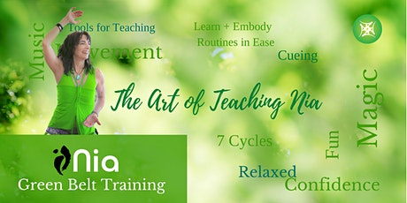 Nia Green Belt Training with Laurie Bass | $1199 tickets